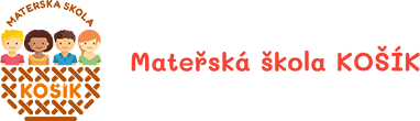 Mateřská škola KOŠÍK Logo